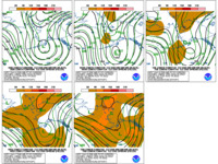 Day 4-8  WPC 500mb Forecast & Ensemble Mean/Spread