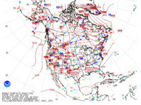North American Surface Analysis